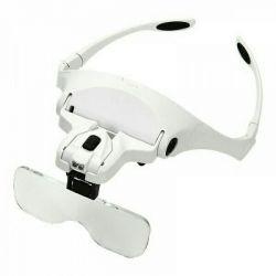Γυαλιά κεφαλής με φωτισμό