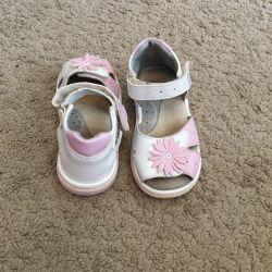 Çocuk sandalet