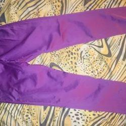 44-46 beden için yeni pantolon