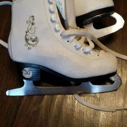 Children's figure skates