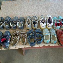 pantofi pentru copii mici