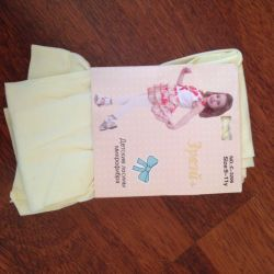 Nylon tights for 5-6 years
