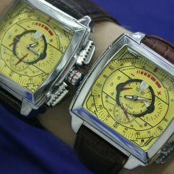 Erkek saatler etiketi heuer mekaniği