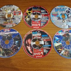 Disks and magazines
