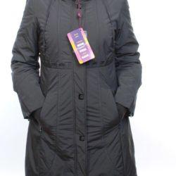 New demi-season coat p.44-54