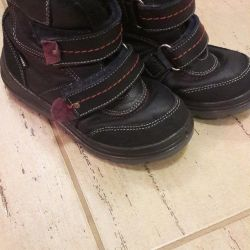 Çocuk kışlık botlar