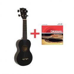 Χαβάη κιθάρα. Ukulele Wiki UK10G BK