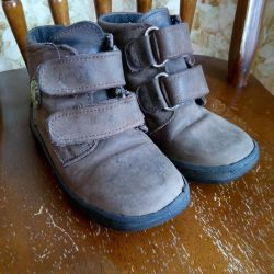 детские демисезонные ботинки