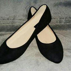 Ballet Shoes LOST INK