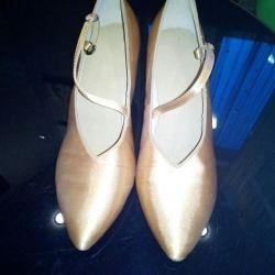 Туфли для танцев 39р