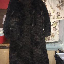 Fur coat n 2 pcs. 46-48