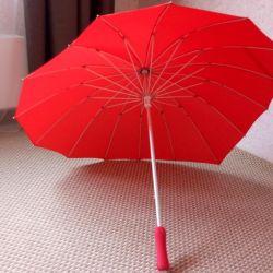 Şemsiye kalp