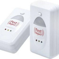 Ultrasonic rodent and insect repeller