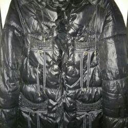 Куртка пуховик р.48-50