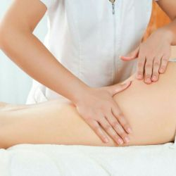 Anticellulite massage
