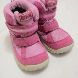 Viking μπότες / χειμώνα. μέγεθος 27.
