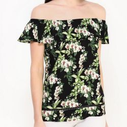 New blouse Oasis