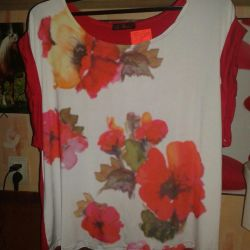 Blouses from 50 to 60 sizes