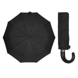 Umbrela este automată nouă. Sponsa cu prindere din piele