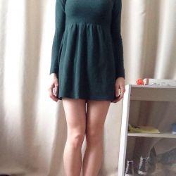 Μαλλί φόρεμα