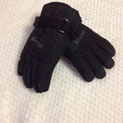 Γάντια χειμώνα για ένα αγόρι
