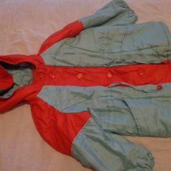Spring children's jacket