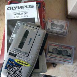 Диктофон касетный