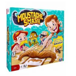 Mustache slap game new