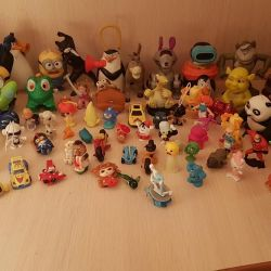 Toys from Kindar and not only