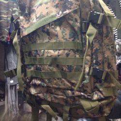 Taktik sırt çantası
