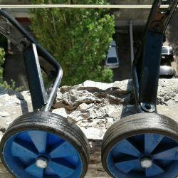 Боковые колеса