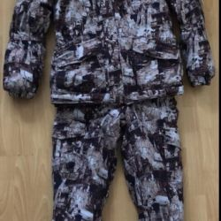 New men's winter jumpsuit