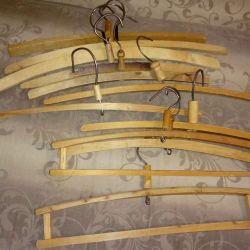 Umerase din lemn vintage