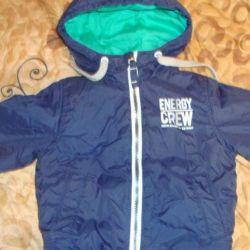 I will sell a demi-season jacket solution 74 (+6)