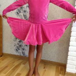 Dress for ballroom dancing