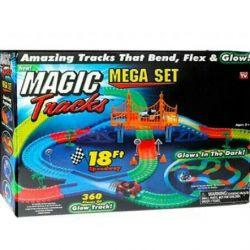 Flexible track 360 parts