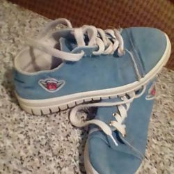Denim sneakers 37-37,5
