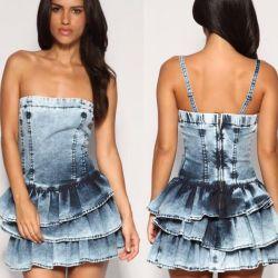 Jeans dress ASOS new