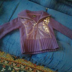 warm blouse