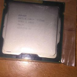 Intel® Core i3 2100 3.10GHz processor