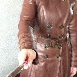 Leather Cloak 42