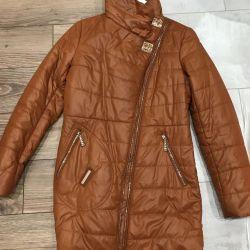 Coat synthetic winterizer