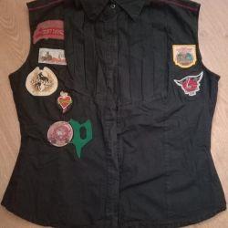 Shirt unusual stylish size 48