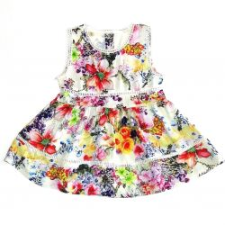 Новое платье (хлопок)