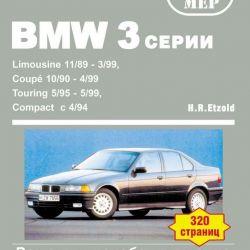Χειροκίνητο bmw 3 από το 1982-1994