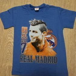 3-4 yıl yeni T-shirt