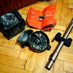 Scarlet elektrikli süpürge 580 tamir parçaları