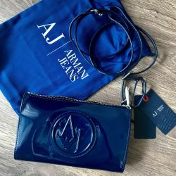 New Armani Jeans bag original