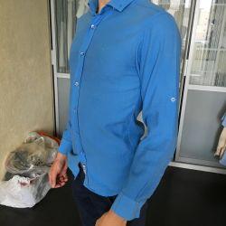 Gömlek, yüksekliği 164-170, ince