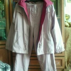 Sports suit for outdoor activities. 52 size.